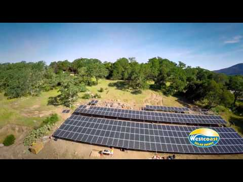 Westcoast Solar Energy - We Build Solar Power Plants