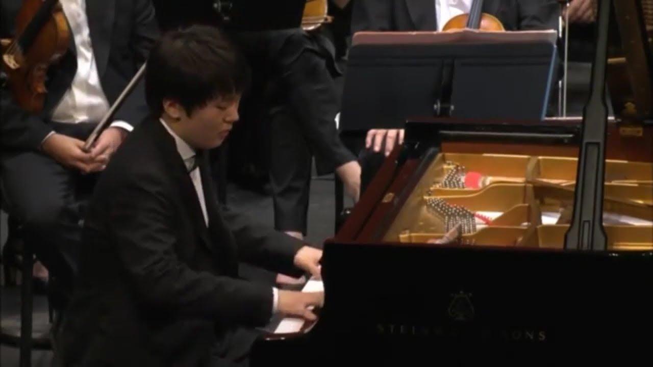 Seong-jin Cho - 2012.06.01 Liszt - La Campanella
