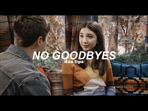 Dua Lipa - No Goodbyes Traducida al español