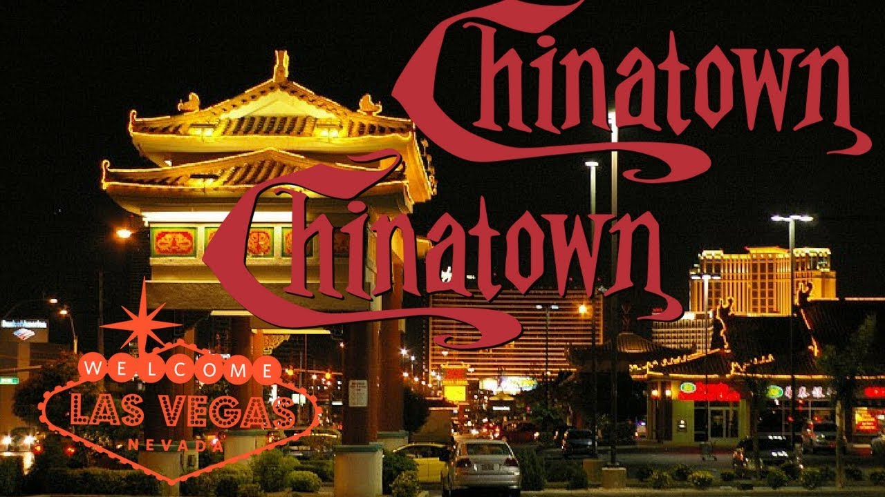 Chinatown Las Vegas Most Unexpected Neighborhood Youtube