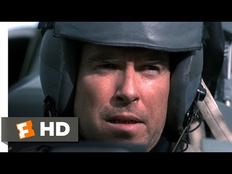 Tomorrow Never Dies (1/7) Movie CLIP - Racing the Missile (1997) HD