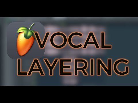 "Breaking Down My Vocal Layering on ""Worthy"" (FL Studio #1)"