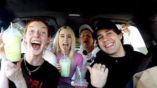 Download TRYING THE TIE DYE FRAP FROM STARBUCKS!! Mp3 and Videos