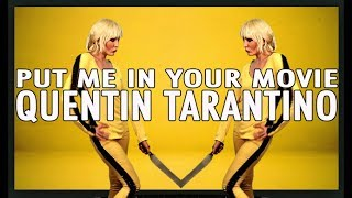 Kill My Coquette - Put Me In Your Movie Quentin Tarantino (Official Music Video)