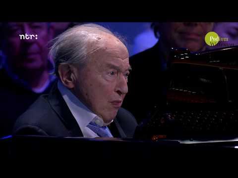 Menahem Pressler - Clair de Lune - Debussy | Podium Witteman
