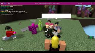 My Experience at the ROBLOX LGBT Game.
