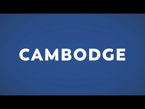 Votre prochaine destination... le Cambodge !