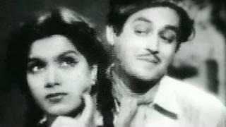Sun Sun Sun Zalima - Shyama, Guru Dutt, Geeta Dutt, Mohd. Rafi, Aar Paar Song