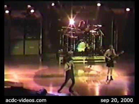 AC/DC - Meltdown - [Live 2000]