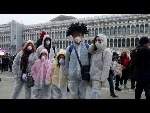 Ситуация с коронавирусом в Италии вызывает наибольшую тревогу в Европе.