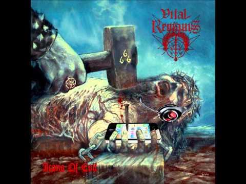 Vital Remains - Dechristianize (High Definition 3D remake)