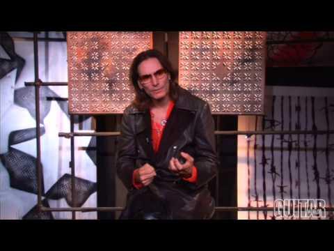 Steve Vai: The Guitar World Interview