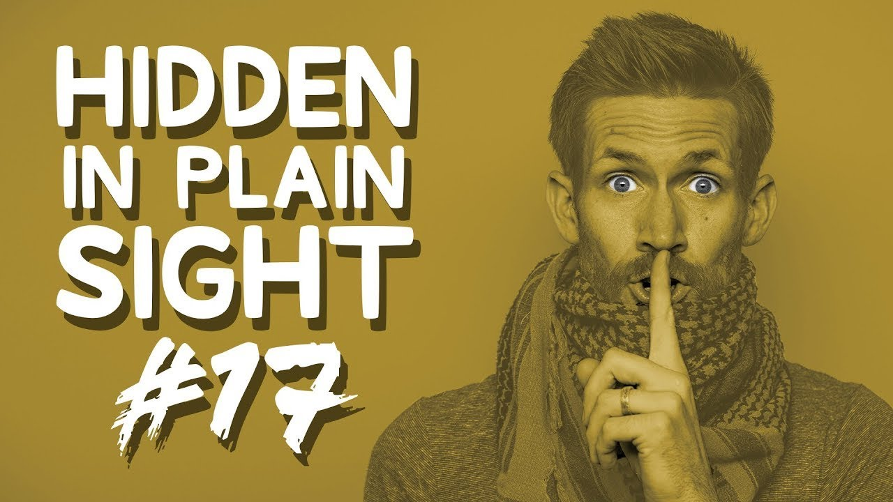 Download Can You Find Him in This Video? • Hidden in Plain Sight #17