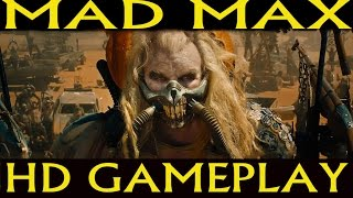 Mad Max + Rage - GAMEPLAY HD 2015