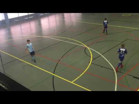 Sydney Futsal Club vs Eastern Suburbs Hakoah Futsal 1st half game 2