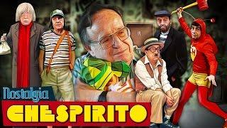 CHESPIRITO (Criador de CHAVES e CHAPOLIN) - Nostalgia thumbnail