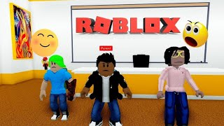HISTORIA ROBLOX-TYPES OF STUDENTS vs. TEACHERS IN ROBLOX