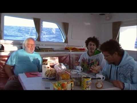 Transat 2010 - Hompaya Movies ! (traversée de l'Atlantique à la voile)