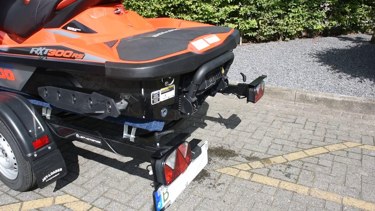 Seadoo RXT 300 rs I Sound Exhaust I 300 HP very Loud!