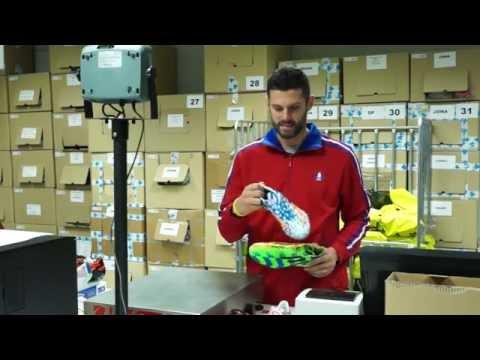 Review y pesaje de colección adidas Crazylight
