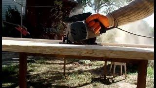 Ручная циркулярная пила и ее возможности при распиловке листового материала