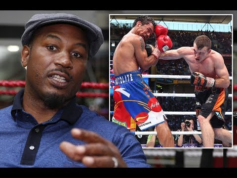 """wrong with boxing!""""Lennox Lewis leads after decision sees Jeff Horn defeat Manny Pacquiao"""