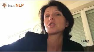 Fokus NLP,  mnenje udeleženke Lidije