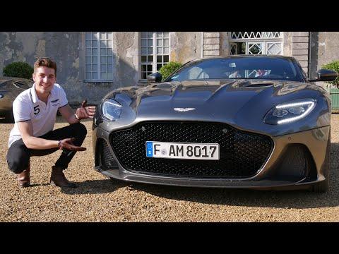 MISSILE DE LUXE! 725cv!! Aston Martin DBS Superleggera!