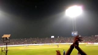 india vs england 2016 1st odi kohli 100 sixer