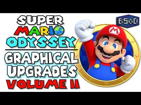 Yuzu Emulator | SMO Graphical Upgrades Volume II [Nintendo