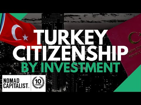 How To Get Turkey Citizenship With Real Estate