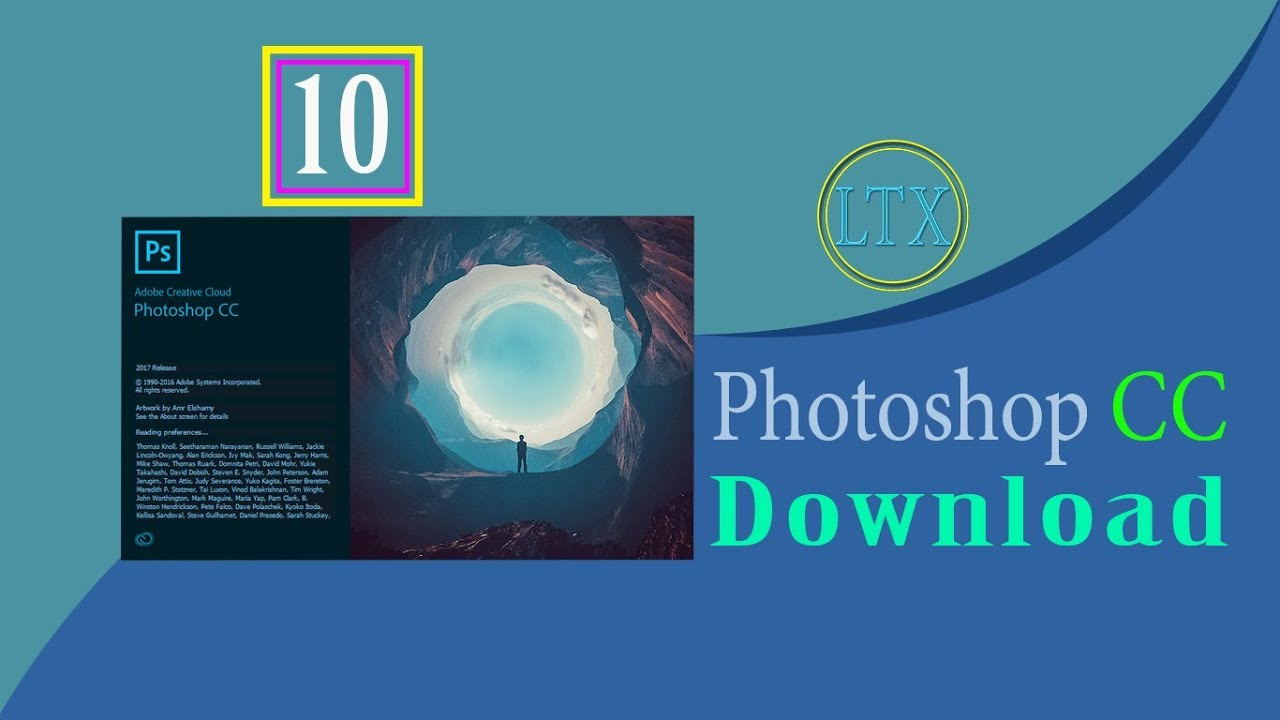 10 How to download photoshop cc 2017 Hindi :- LTX Tutorial.