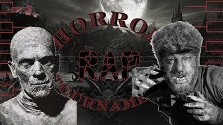 Mummy vs Werewolf. Horror Rap Tournament. 1/8 финала. 6 из 16