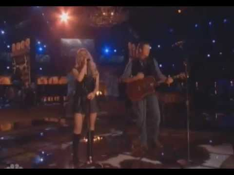 Shakira -  Blake Shelton performing Need You Now on The Voice