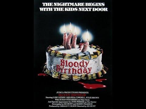 Кровавый день рождения | фильм ужасов 1981 (Bloody Birthday)