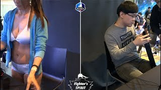SFV Fighters Spirit 2018 & Random Highlights Street Figher V