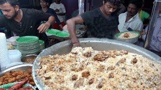 Best Place to Eat Delicious Chicken Biryani in Vijayawada | Indian Street Food