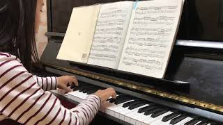 Tingyu: Bach's invention no.6