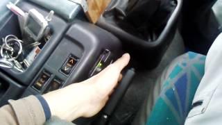 10t大型。運転席説明。日野旧型スーパードルフィンプロフィア、エアサス仕様_HINO Super Dolphin Profia