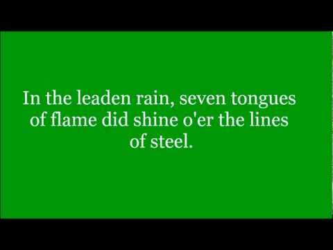The Foggy Dew lyrics