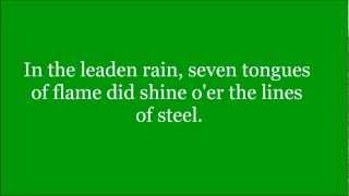 The Foggy Dew lyrics