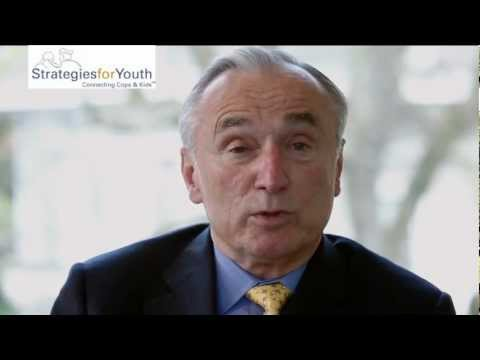 William Bratton Interview with Strategies for Youth