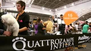 Quattrozampeinfiera Milano 2015
