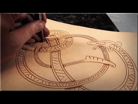 Leather Carving Tutorial