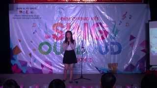 SBD 16 Trần Thị Linh Trang Chậm lại một phút