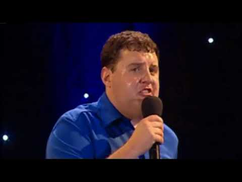 Peter Kay = Bulls Eye parody