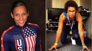lolo jones gets drug all over twitter for criticizing natural hair