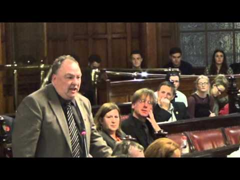 Liverpool City Council public meeting 11th November 2015 Part 2 of 6