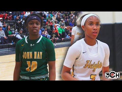 Cleveland Heights Defeats John Hay In A Battle Of Elite Guards!!!