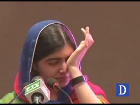Malala Yousafzai speech in Islamabad